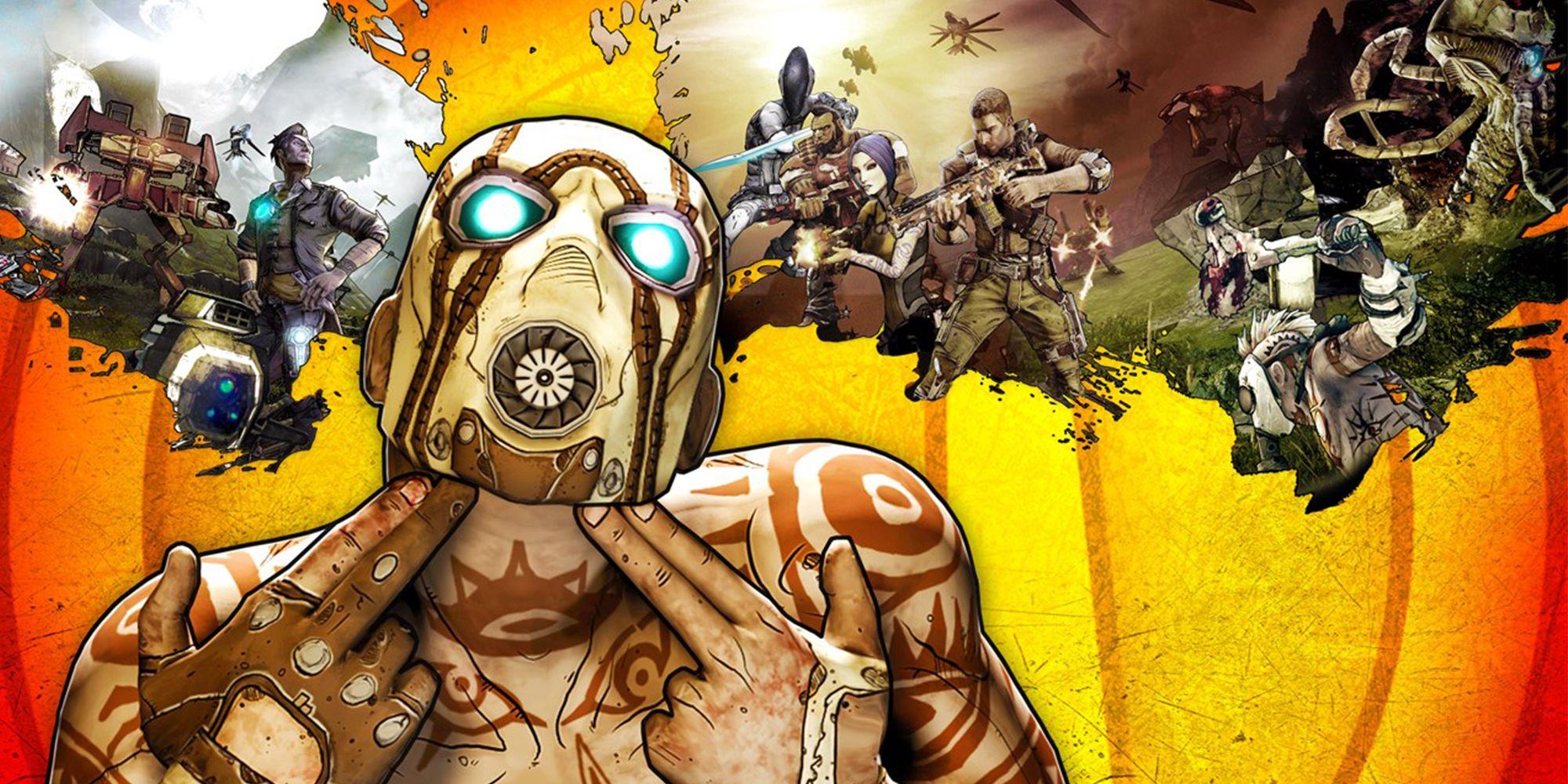 Borderlands 2 Wallpaper Download Free | PixelsTalk.Net