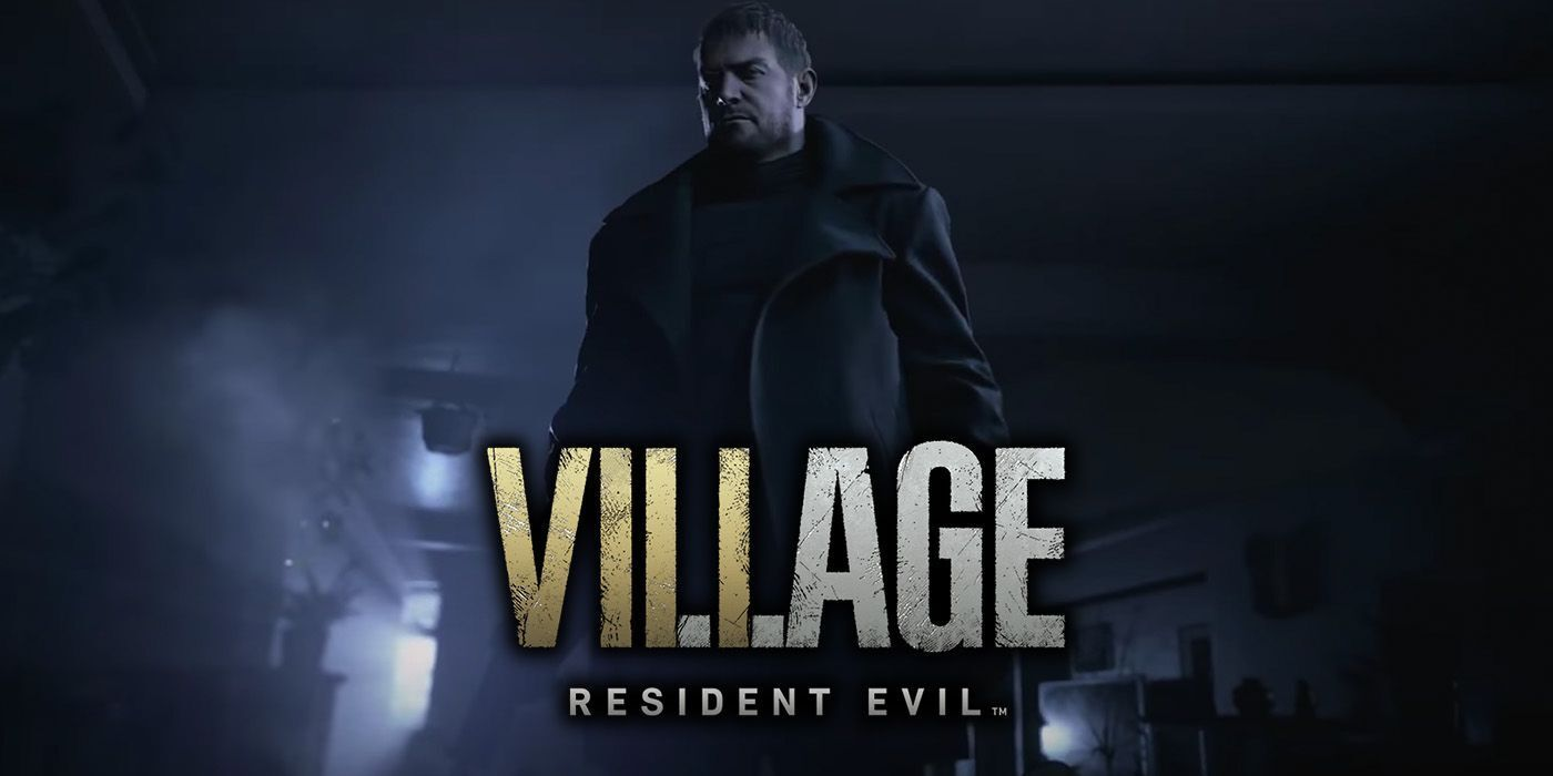 resident evil 8 village chris redfield