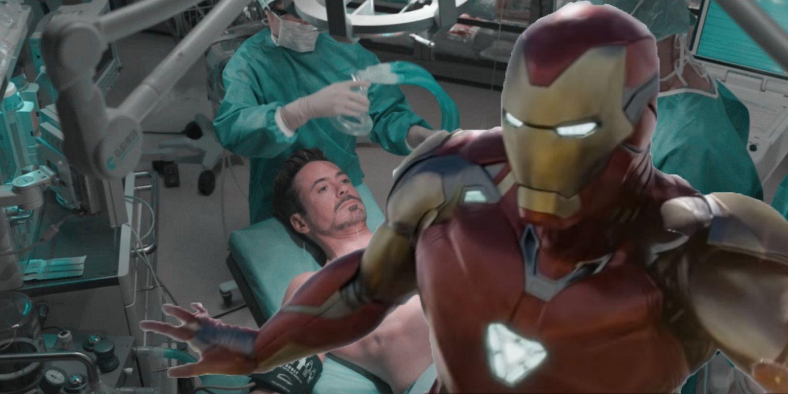 MCU: Why Tony Stark Still Uses An Arc Reactor After Iron Man 3