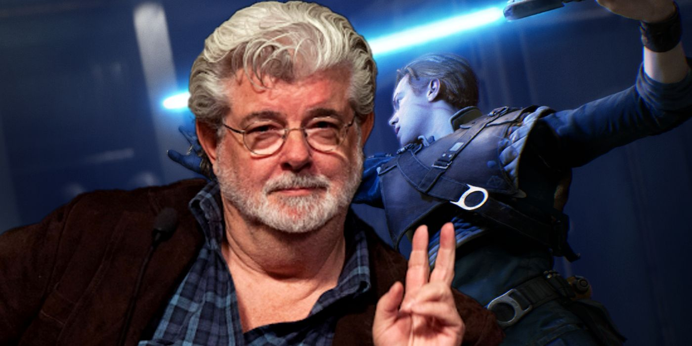 Jedi: Fallen Order's George Lucas Reference Explained