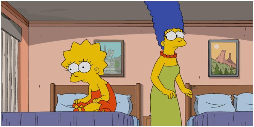 Os Simpsons: Por que Marge ficou cada vez pior 3