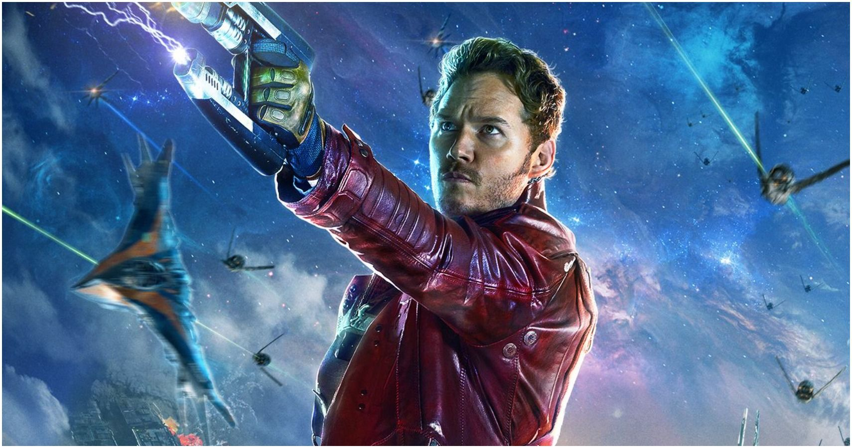 Why Star-Lord Doesn't Have Elemental Blasters In Guardians of the Galaxy