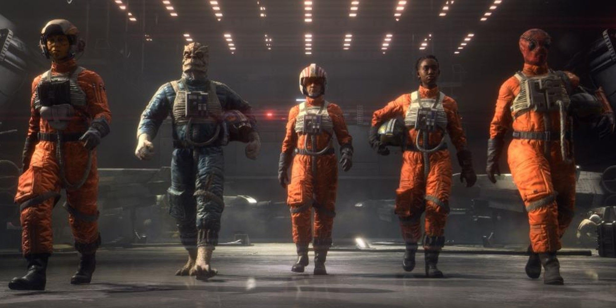 Star Wars Squadrons: Release Date & Gameplay Details