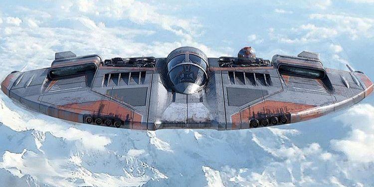 Star Wars: Rise of Skywalker Concept Art Reveals New Starfighter Design