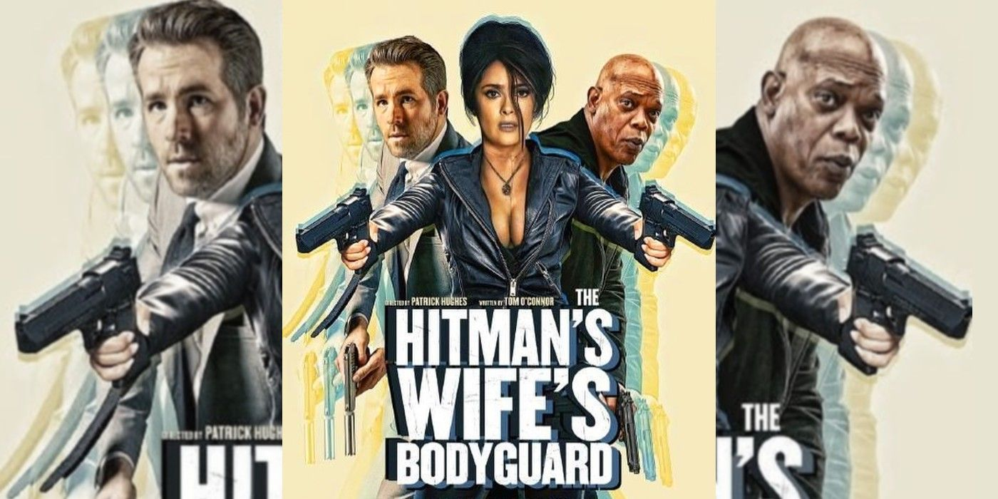 Hayak Joins Reynolds Jackson In New The Hitman S Wife S Bodyguard Poster