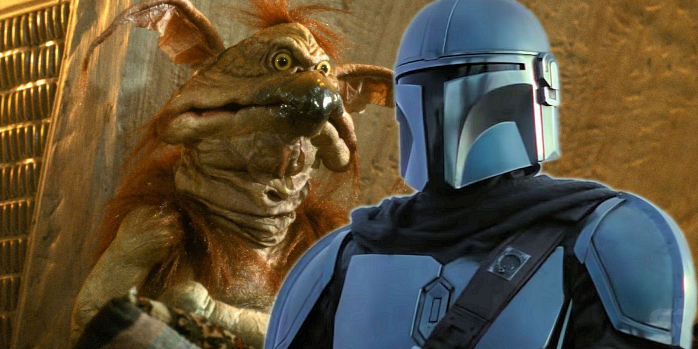 The Mandalorian's Real Meaning Behind The Salacious Crumb Easter Egg