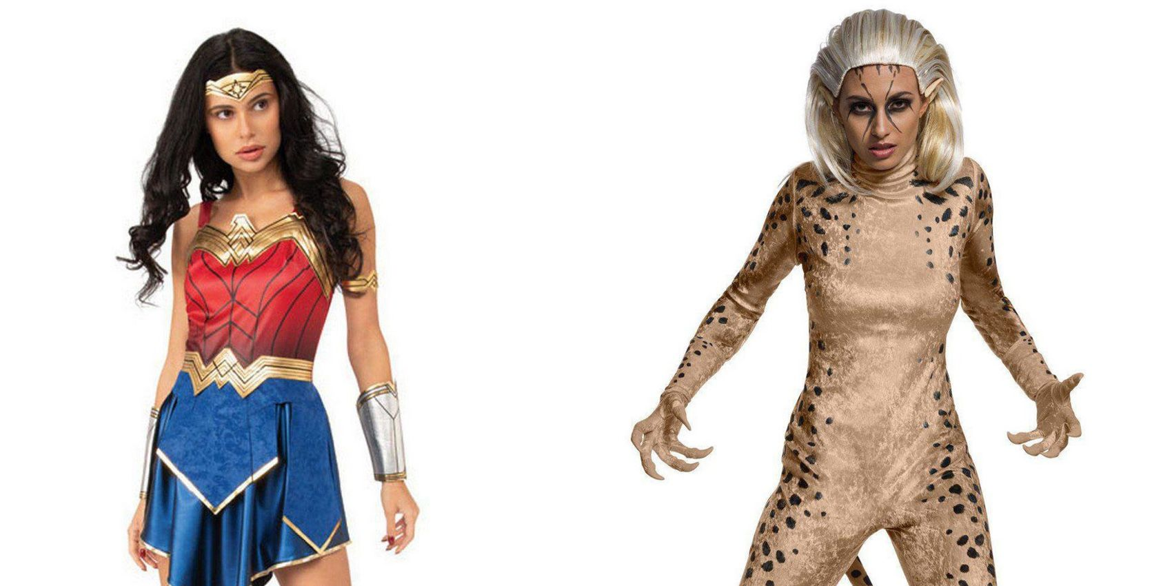 Wonder Woman 1984 Halloween Costume Teases Cheetah S Final Form