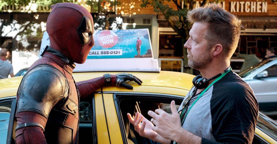 Deadpool 2 Director: David Leitch