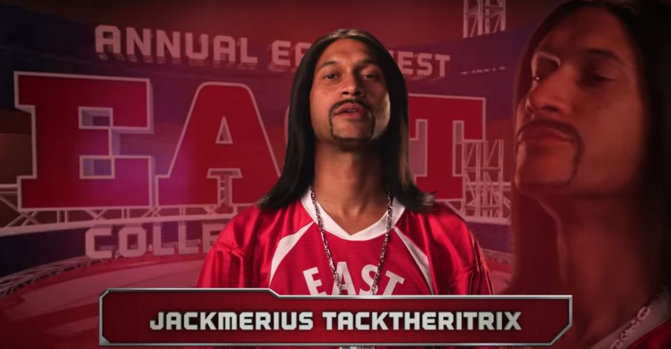 All Football Names In Key Peele S East West College Bowl Sketch