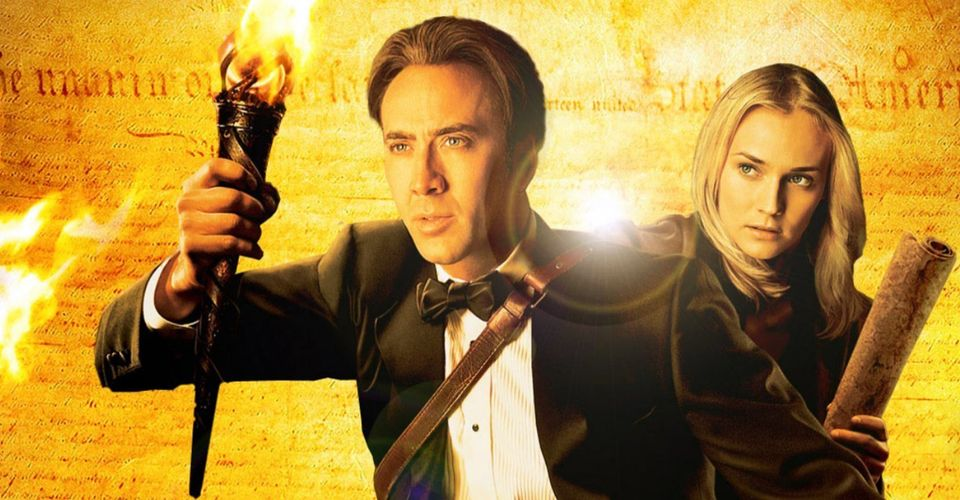 Is National Treasure On Netflix Hulu Or Prime Where To Watch Online