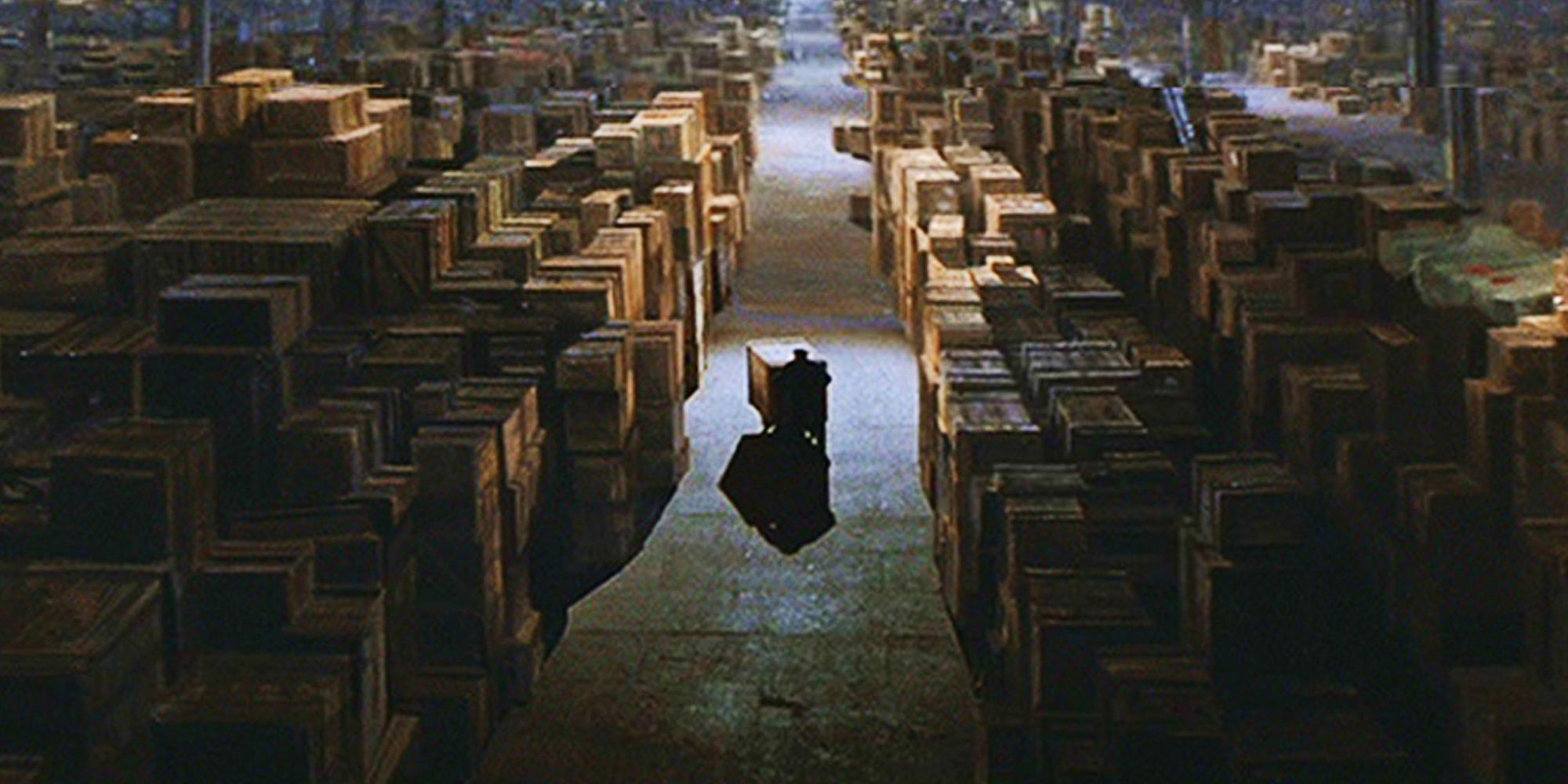 Image result for raiders of the lost ark warehouse