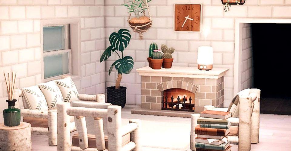 Living Room Design Ideas Tips In Animal Crossing New Horizons