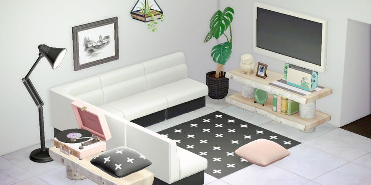 Living Room Design Ideas Tips In Animal Crossing New Horizons