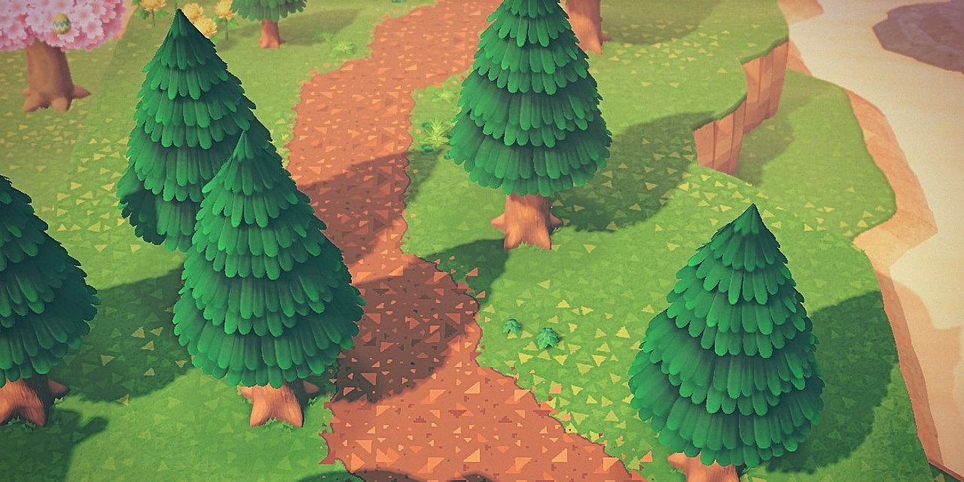 Custom Path Design Ideas Tips In Animal Crossing New Horizons