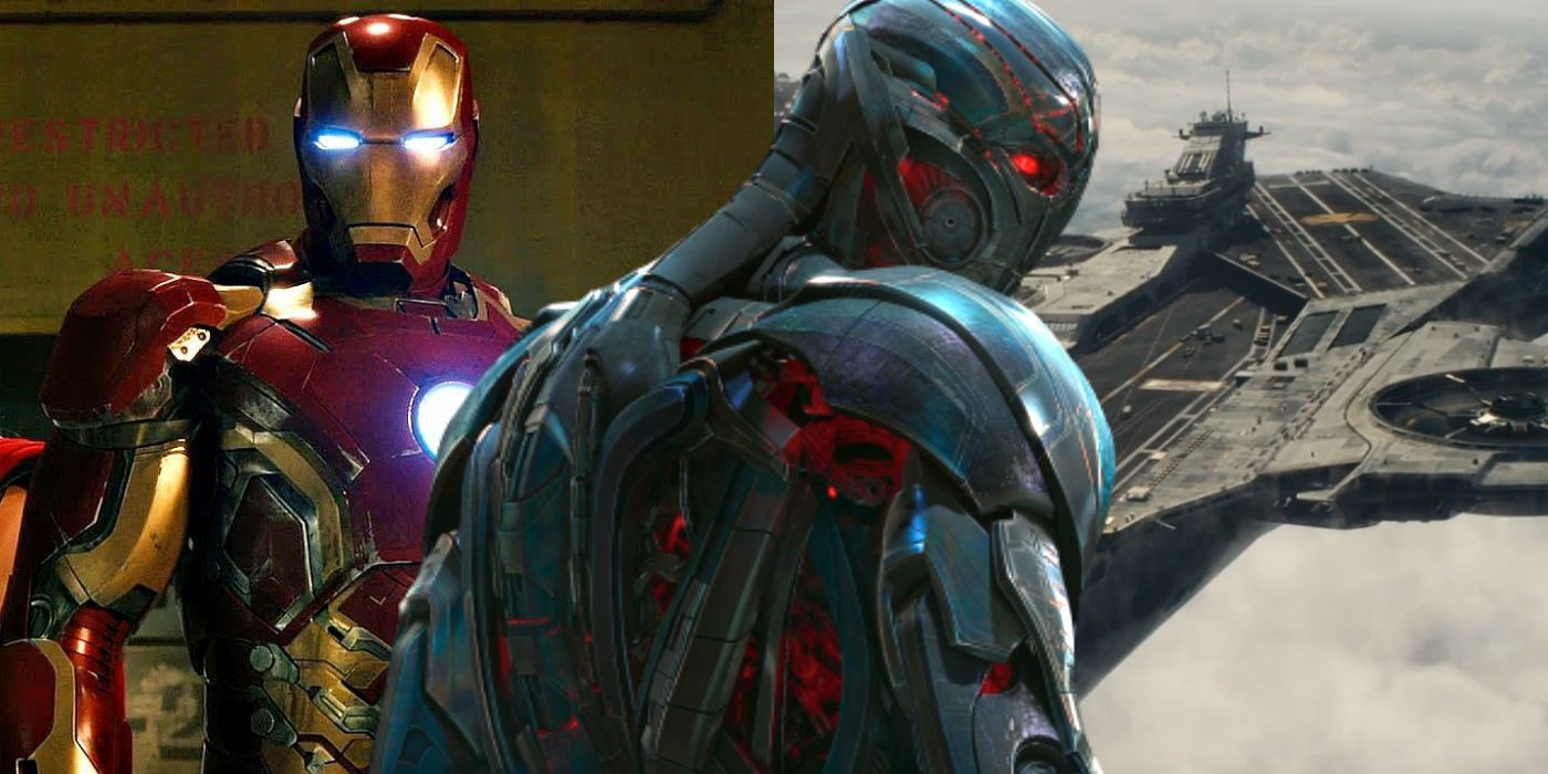 Why Avengers: Age of Ultron Doesn't Fit In The MCU Phase 2