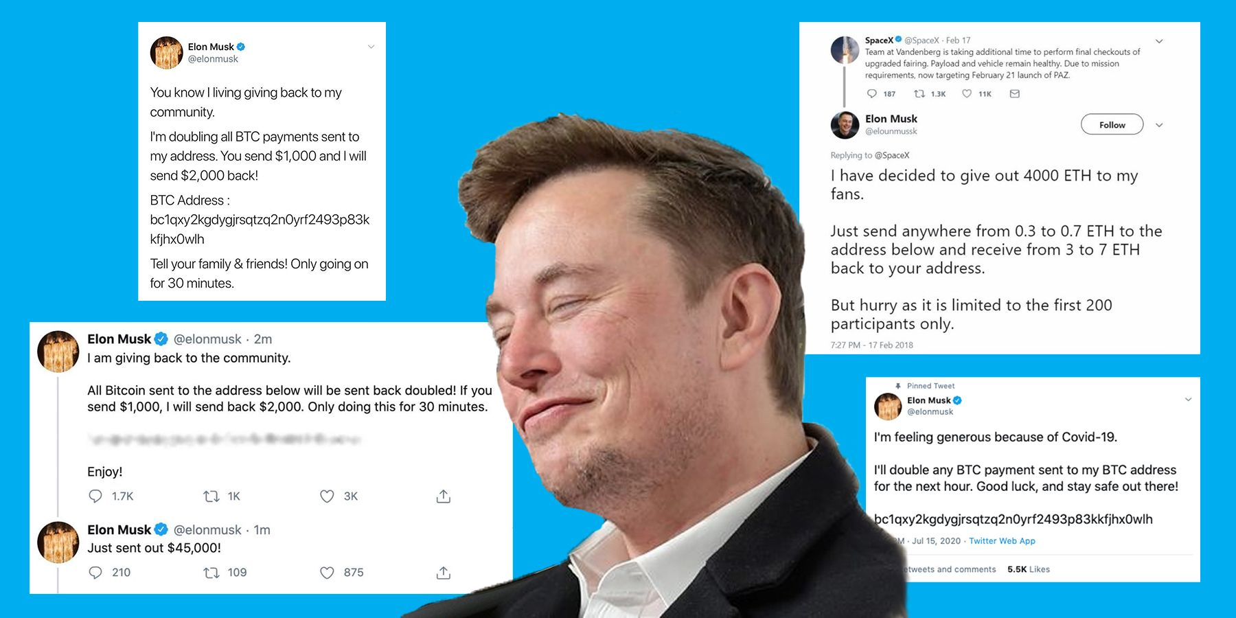 Why does elon musk prefer to be surrounded by hollywood celebrities