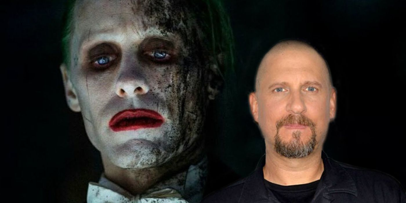 Suicide Squad Director Excited About Jared Leto's Joker In Justice League