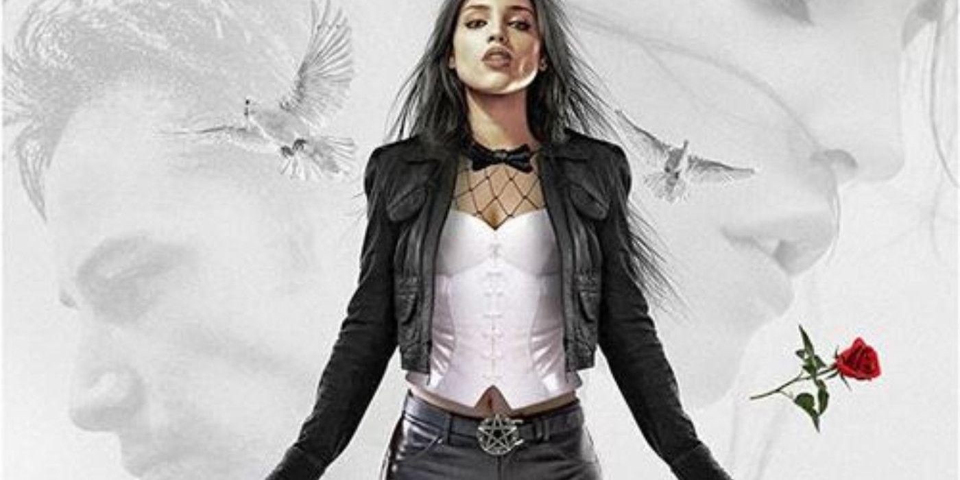 Keanu Reeves' Constantine Joins Eiza Gonzalez as Zatanna in Fan Art