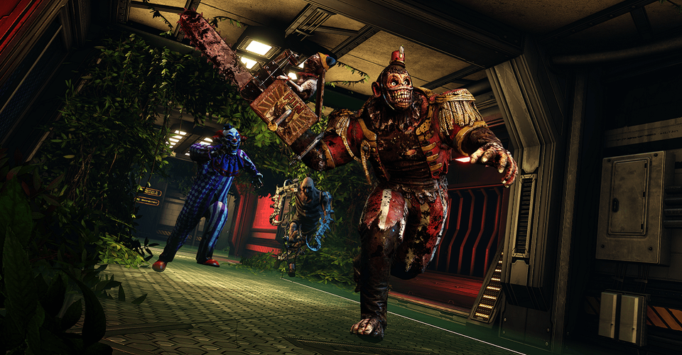 Killing Floor 2 Is Free On Epic Games Store But It S A Broken Mess
