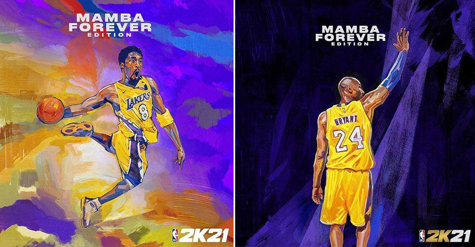 Kobe Bryant Named Cover Athlete For Nba 2k21 S Mamba Forever Edition
