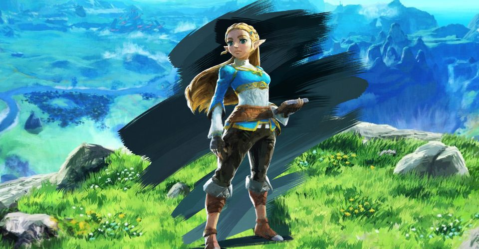 Breath Of The Wild 2 What Zelda Could Offer As A Playable Character
