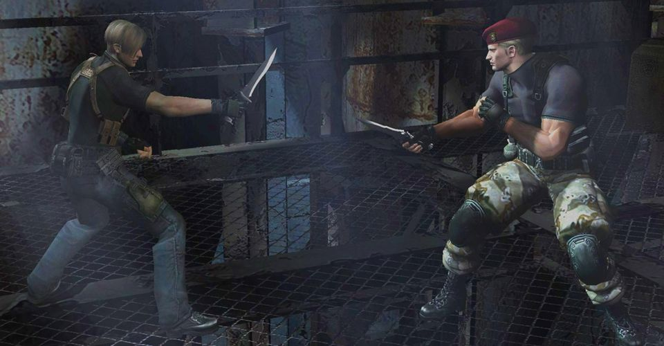 Why Ps5 Tech Is Perfect For A Resident Evil 4 Remake