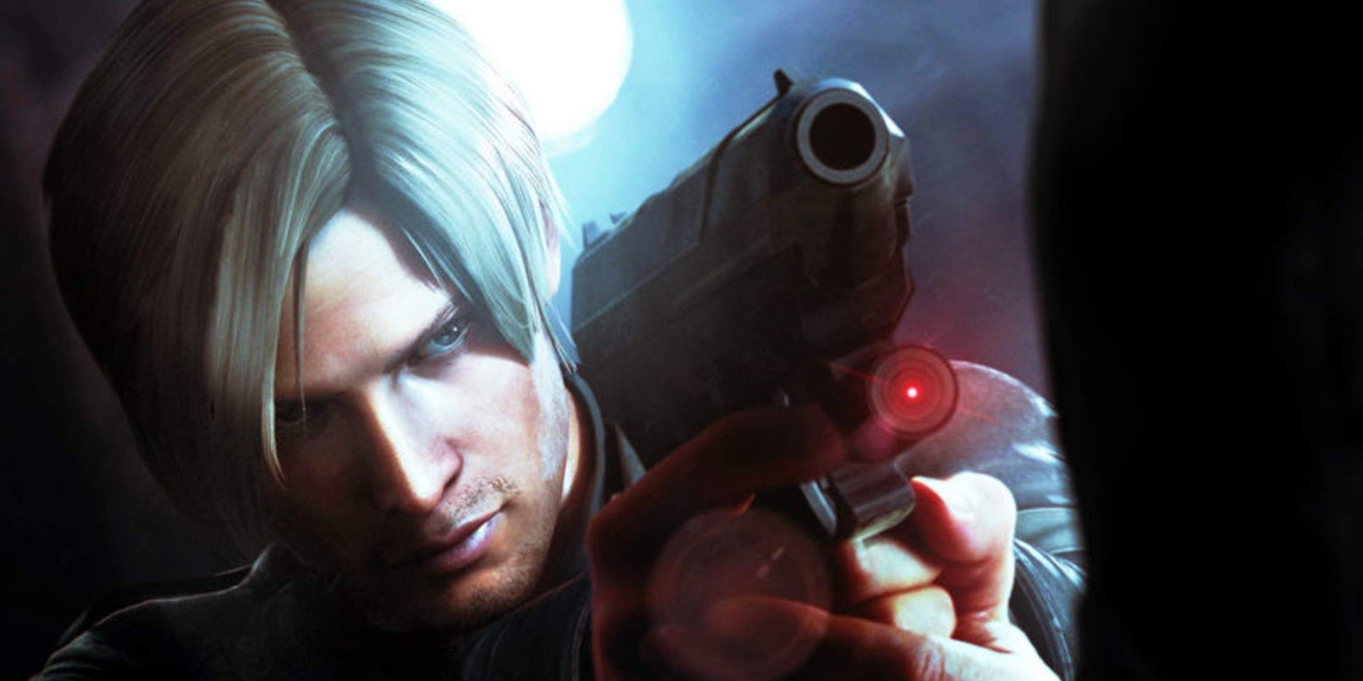 Resident Evil 8 Leon Kennedy Needs A Comeback Screen Rant One