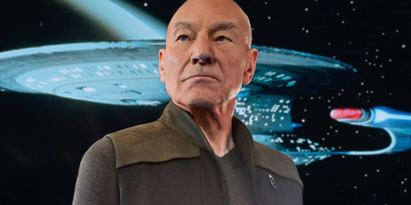 Patrick Stewart Receives COVID-19 Vaccine Prior To Picard Season 2