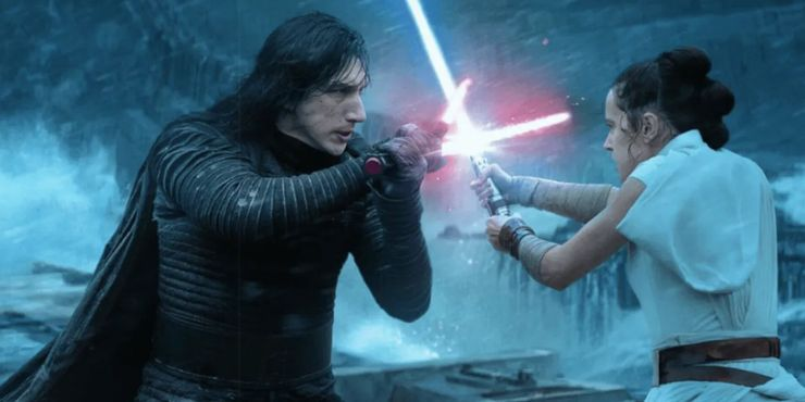 Star Wars hints at Rey & Kylo's Greatest Force Power (The sequels ignored)