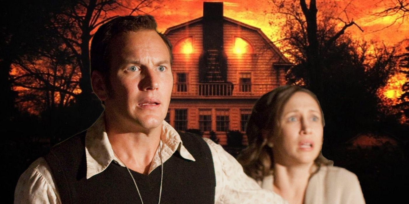 The Conjuring/The Amityville Horror.
