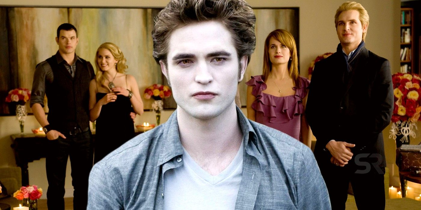 Twilight How Old Edward And The Other Cullens Are Screen Rant