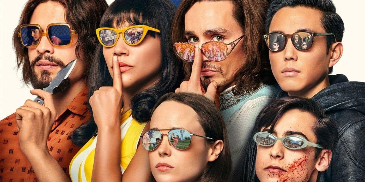 The Umbrella Academy Season 2 Trailer Released | Screen Rant