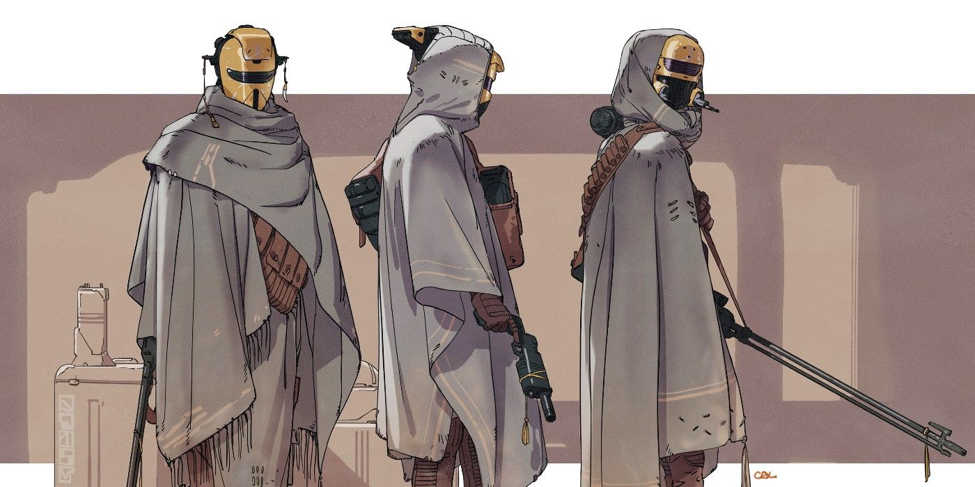 Unused Star Wars Rise Of Skywalker Concept Art Teases Zorii Bliss Backstory