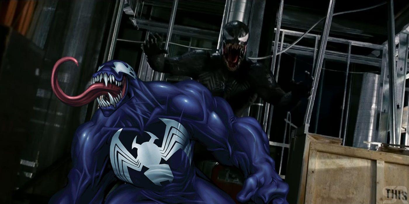 Spider-Man 3: Venom Was Originally Purple | Screen Rant