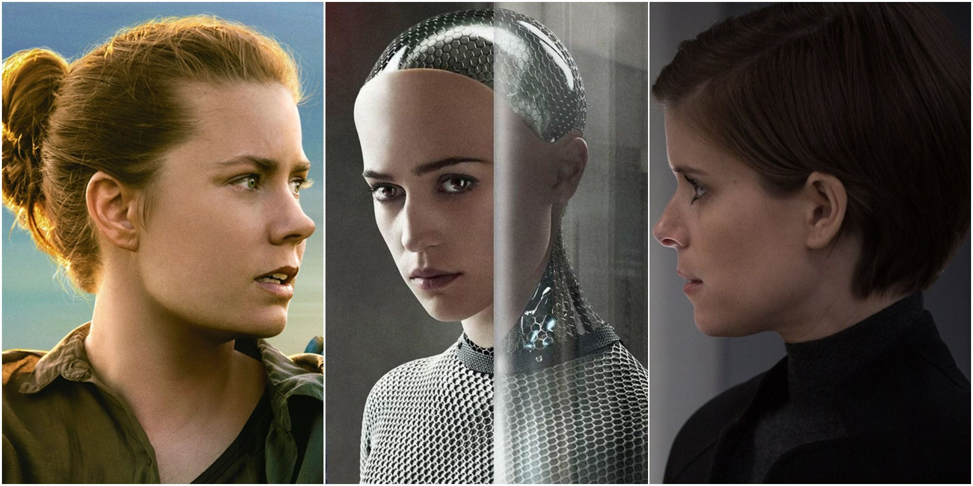 10 Sci Fi Movies To Watch If You Loved Ex Machina Screenrant