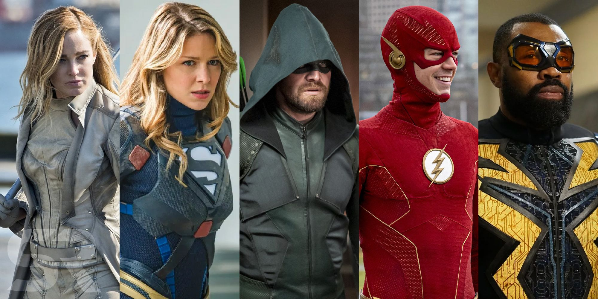 Arrowverse Timeline Explained When Every Show Crossover Takes Place