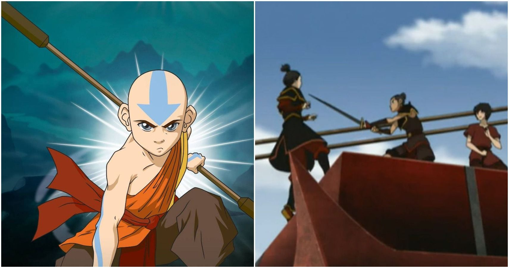 Avatar The Last Airbender: 10 Cool Facts About The Boiling ... The Last Airbender 2 Movie Go Stream