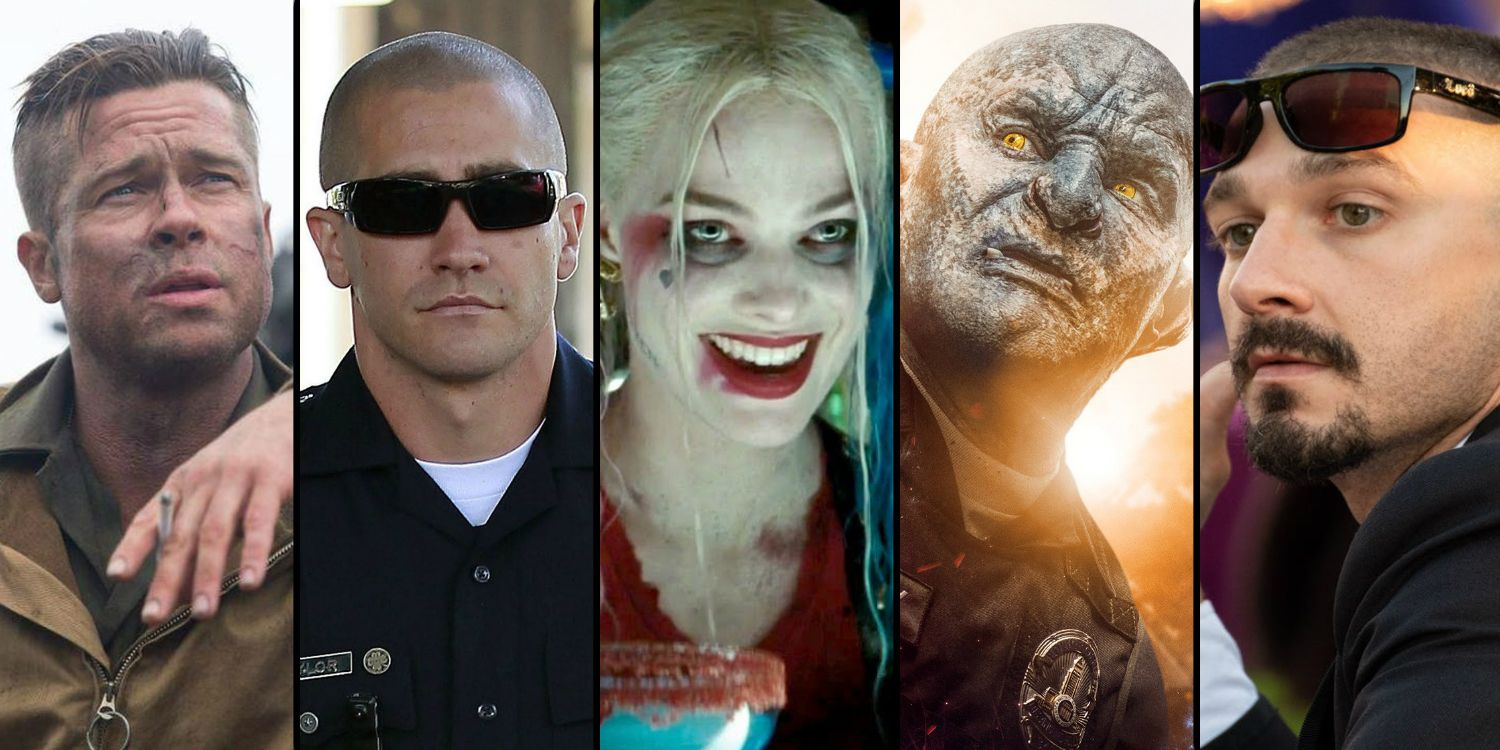 Every David Ayer Movie Ranked From Worst To Best | Screen Rant