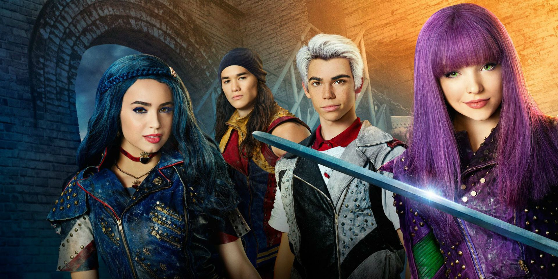 Is Descendants 2 On Netflix Hulu Or Prime Screen Rant