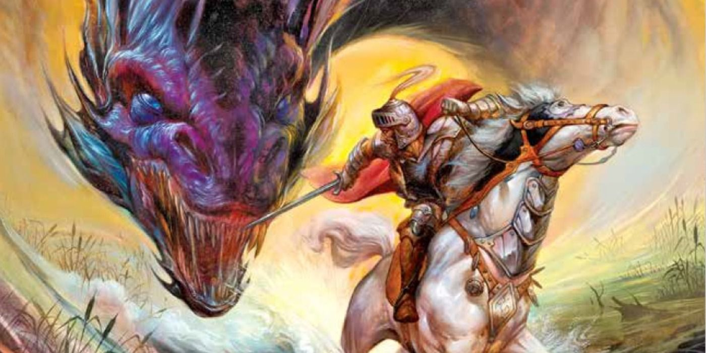 Overused D&D Tropes Dungeon Masters Should Avoid   Screen Rant