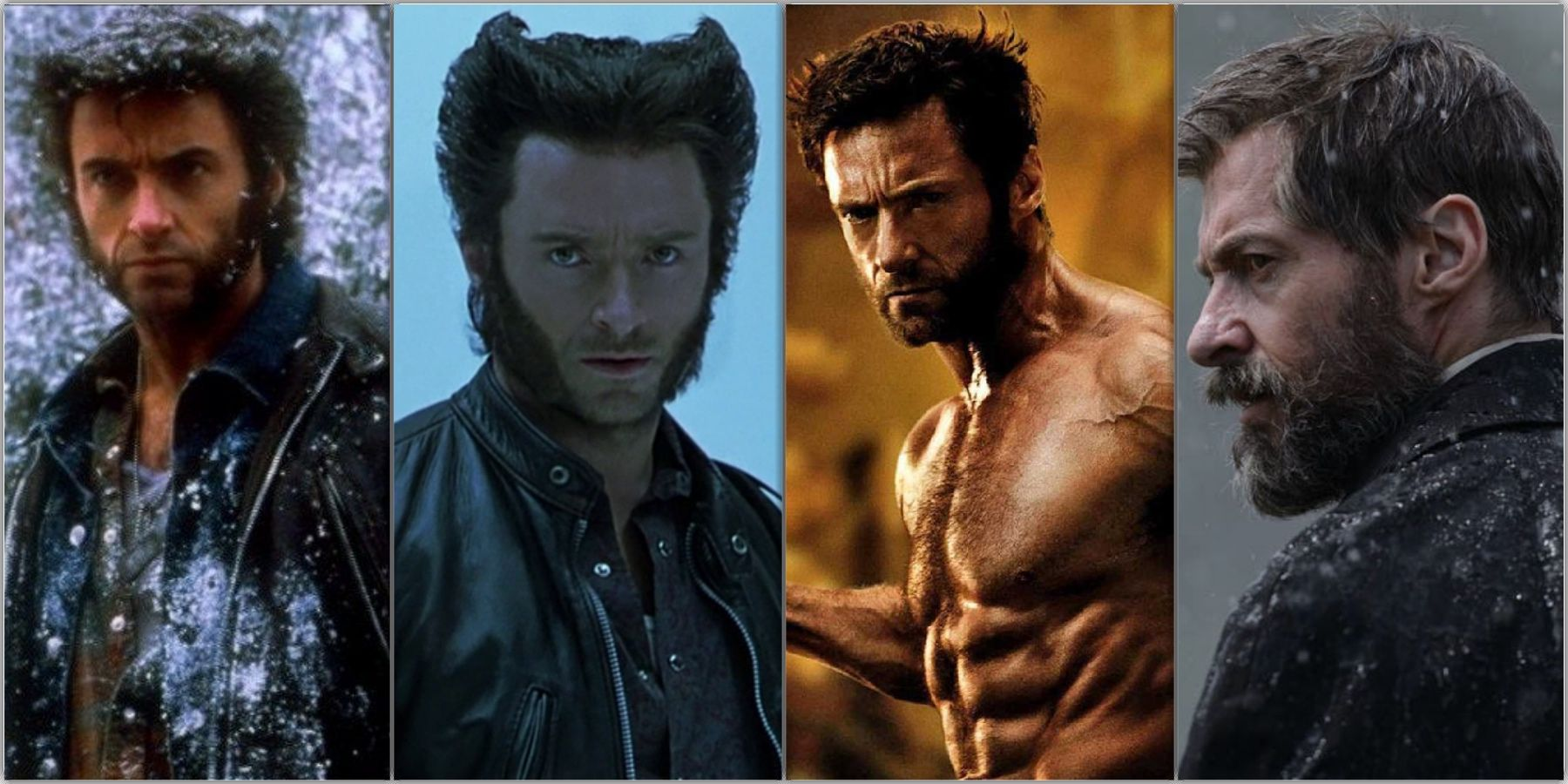 X Men How Why Hugh Jackman S Wolverine Looks Different In Each Movie