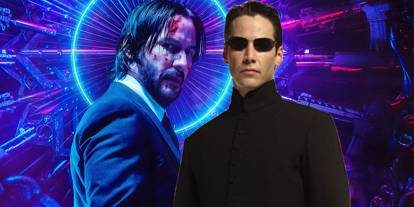 John Wick 4 vs. Matrix 4: Which Upcoming Keanu Reeves Movie Is More Exciting