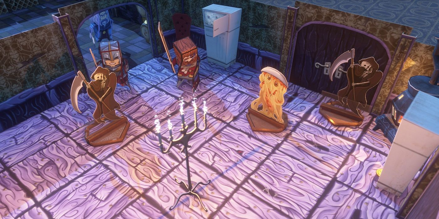 Popup Dungeon Review: A Blocky Bastion Of Pop Culture Preservation