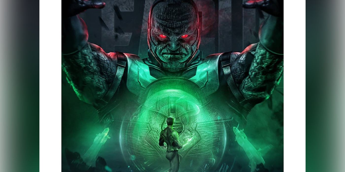 Ryan Reynolds' Green Lantern Joins Justice League In Snyder Cut Poster