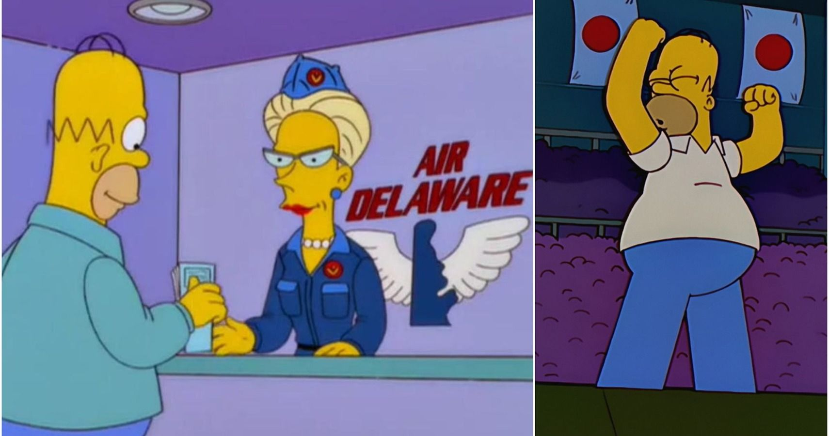 10 Of The Coolest Vacations The Simpsons Family Ever Took Ranked