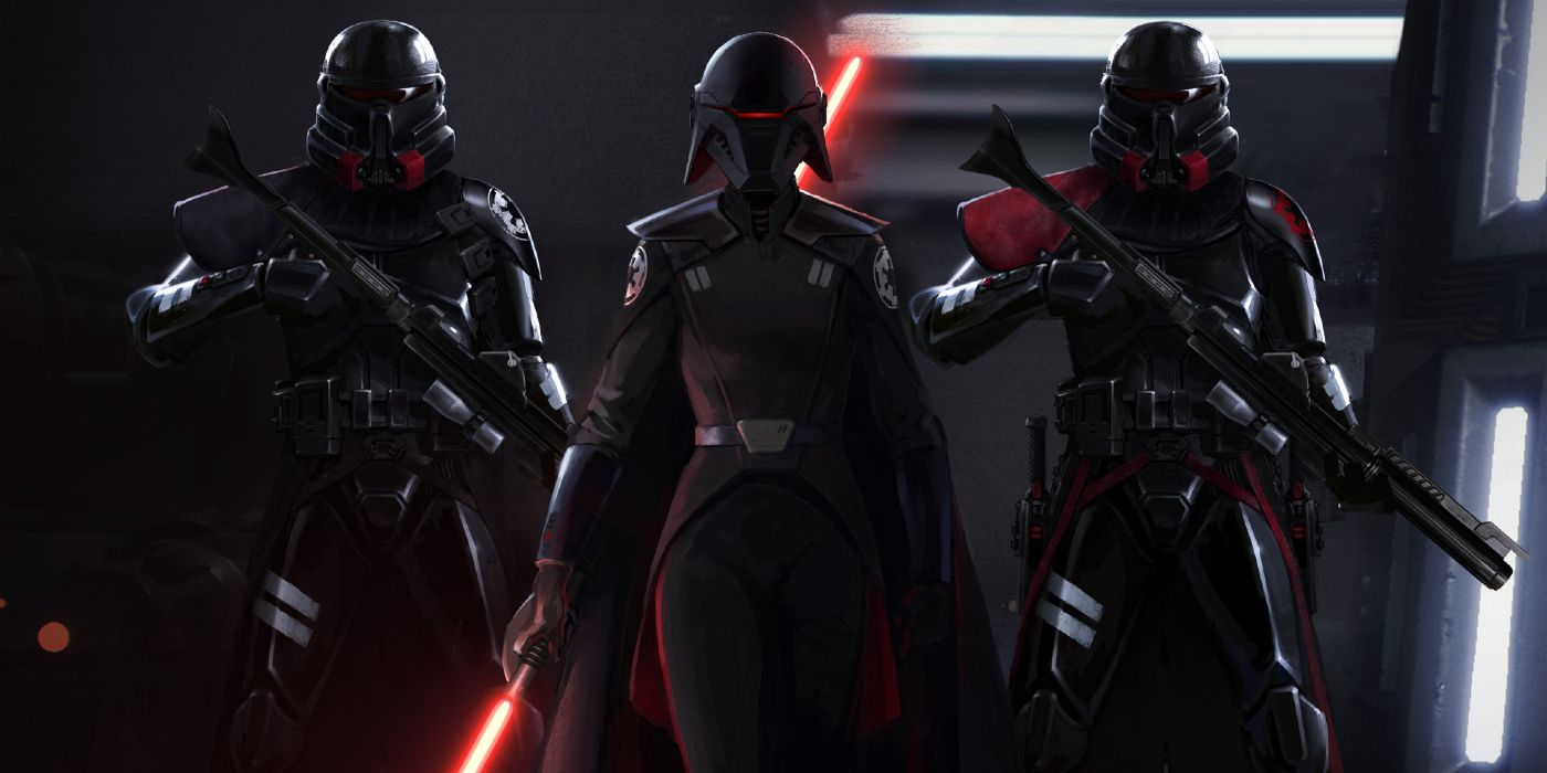 Star Wars: The Fate of Darth Vader's Inquisitors Confirmed?