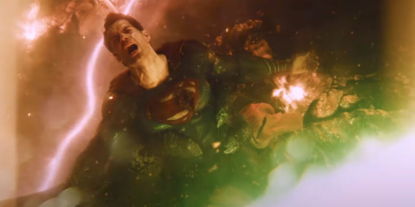 Justice League: Why Superman's Death Is In The Snyder Cut Trailer