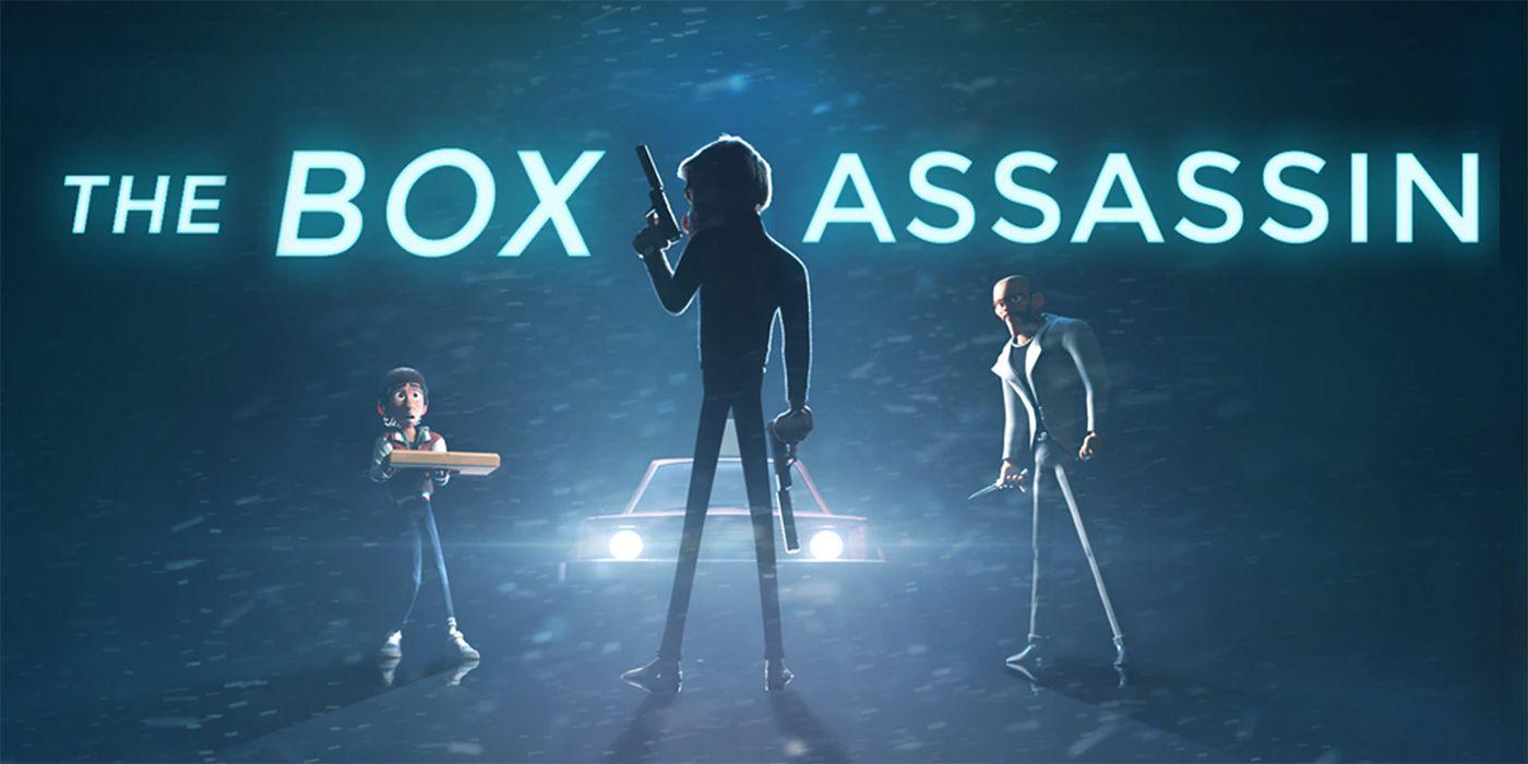 The Box Assassin Animated Short Has Serious John Wick Vibes