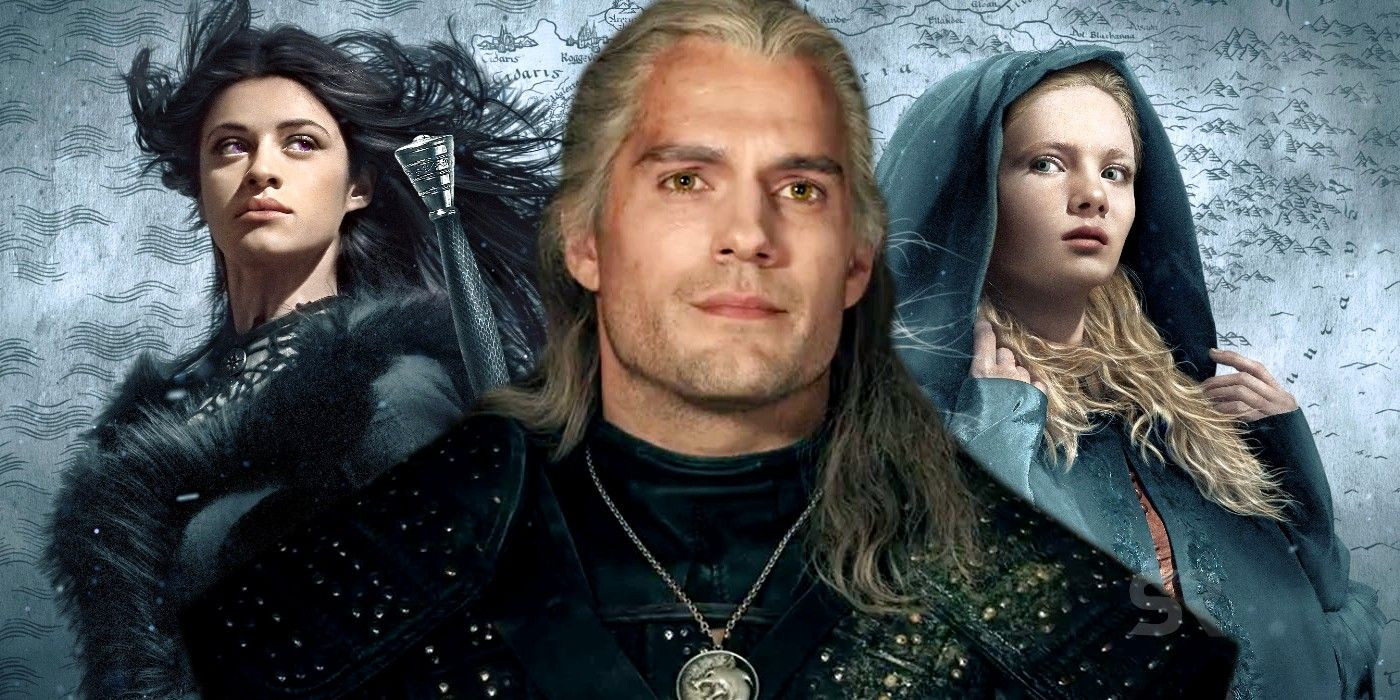 The Witcher Season 2 Is The Real Start Of Geralt's Story