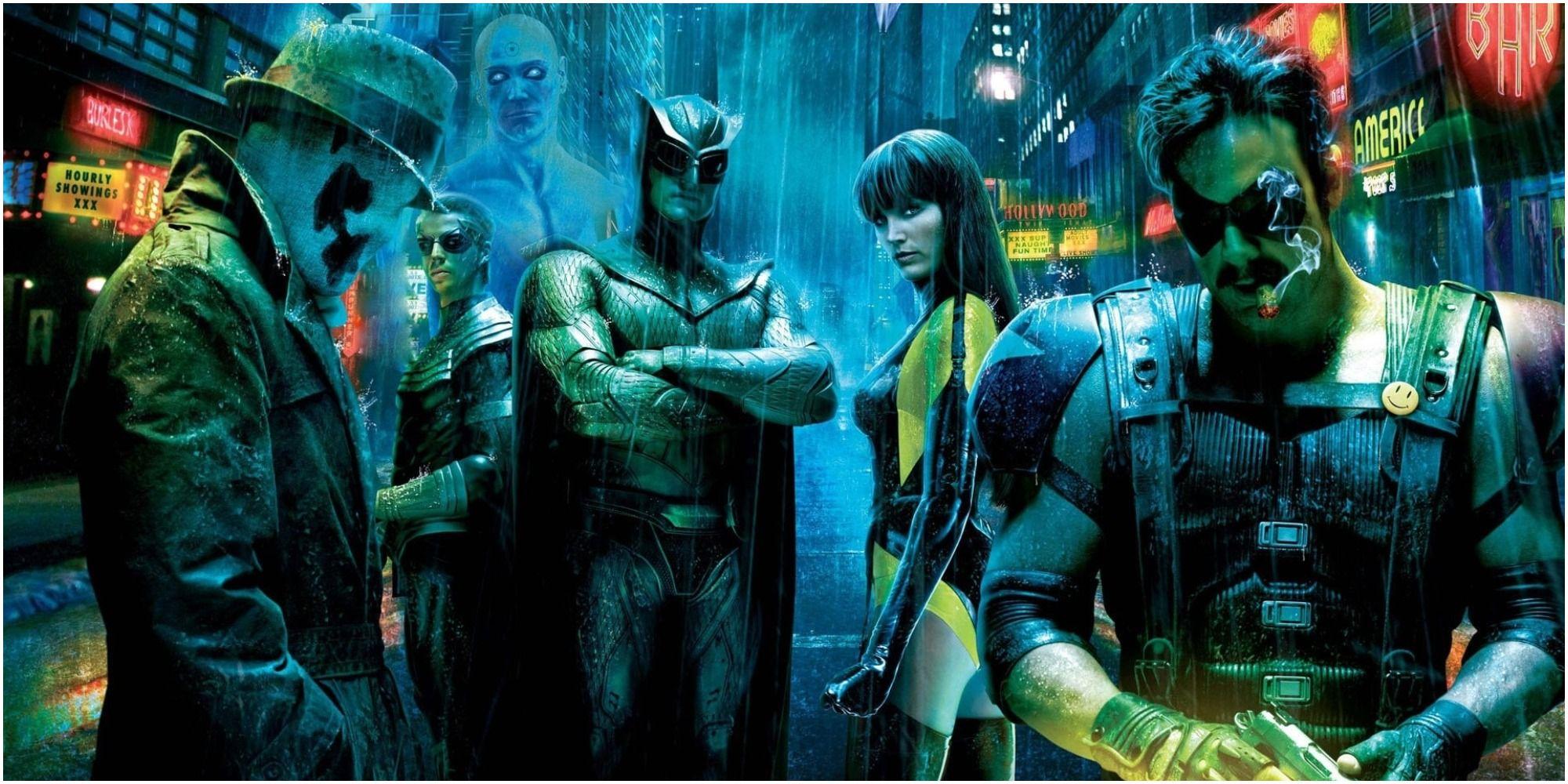 Culture Lounge: Watchmen - Zack Snyder (2009)
